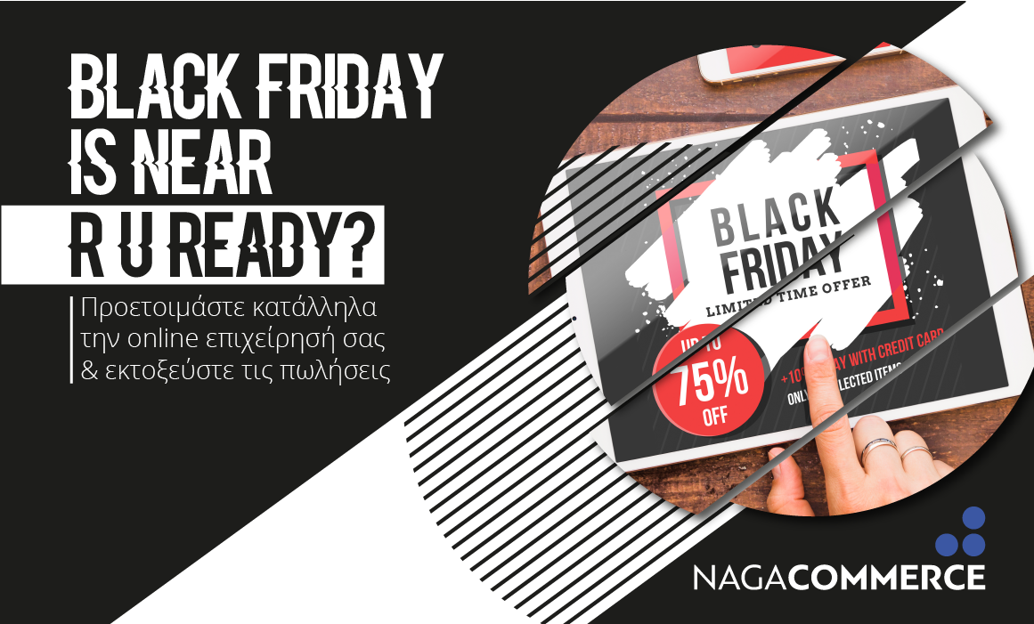 BlackFriday Sales with NagaCommerce