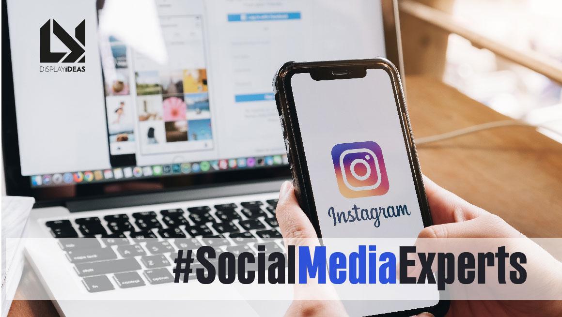 Social Media Marketing by Display Ideas